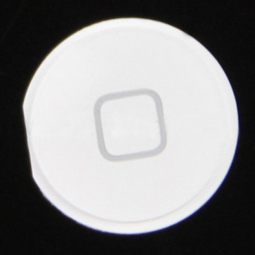OEM White Home Key Button Replacement For iPad 2