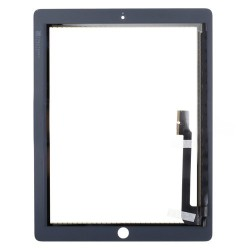 For iPad 3 iPad 4 Touch Screen Digitizer repair part -White