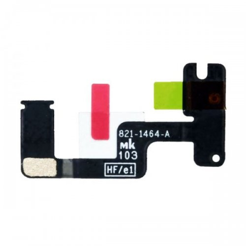 Microphone Mic Flex Cable Ribbon Replacement for ipad 3 the new ipad(wifi version)