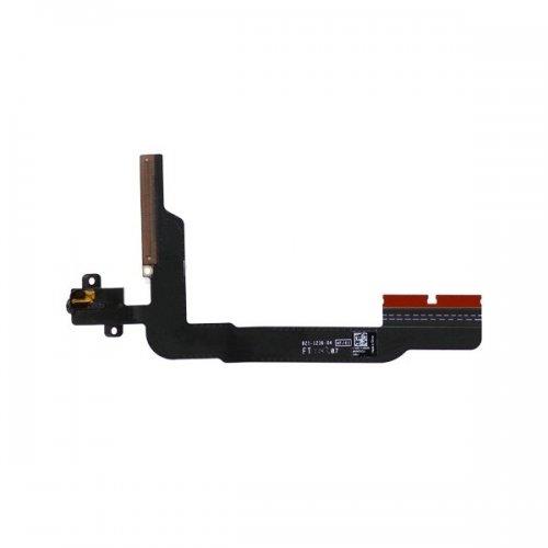 Earphone Jack Audio Flex Ribbon Cable Repair part for iPad 3 The New iPad Wi-Fi and iPad 4