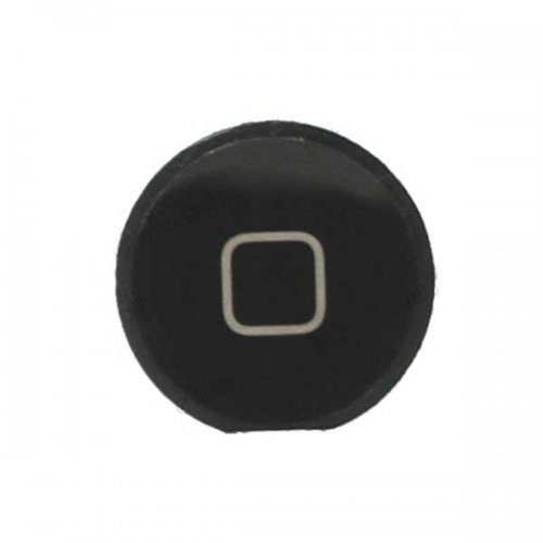 Original Black Home Button Key Replacement for iPad 3