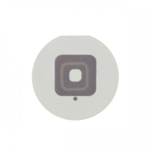 Original White Home Button Key Replacement for iPad 3