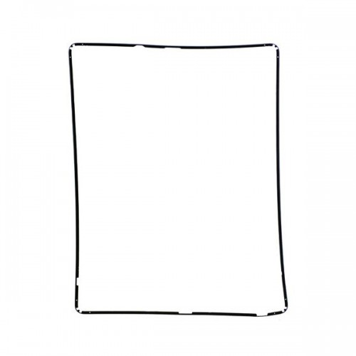 Original quality Digitizer Touch Screen Frame Bezel for iPad 3 iPad 4 - Black