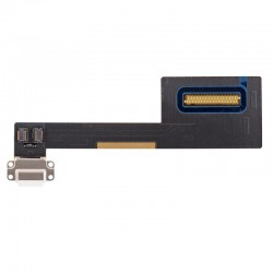 """For iPad Pro 9.7"""" Charging Port Flex Cable Gray"""