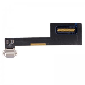 """For iPad Pro 9.7"""" Charging Port Flex Cable White"""