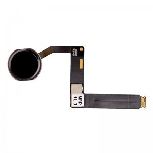 "Home Button with Flex Cable Assembly for iPad Pro 9.7"" Black"