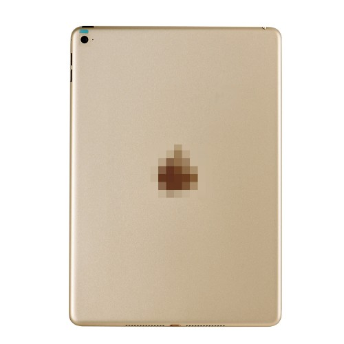 Battery Cover for iPad Air 2 WiFi Version Gold Original