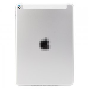 Battery Cover for iPad Air 2 4G Version Silver Original