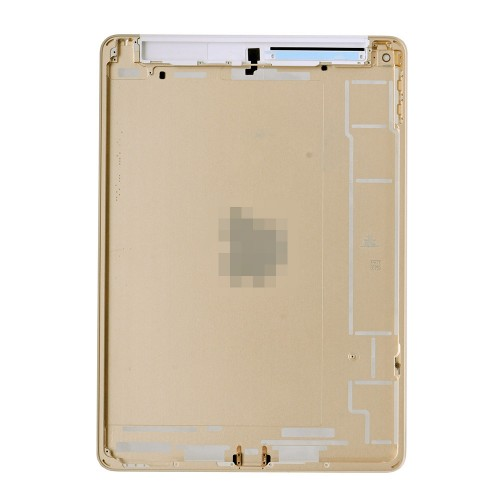 Battery Cover for iPad Air 2 4G Version Gold Original