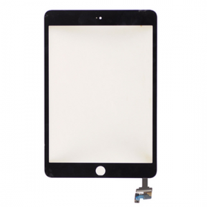 For iPad Mini 3 Touch Digitizer with ic Black High Copy