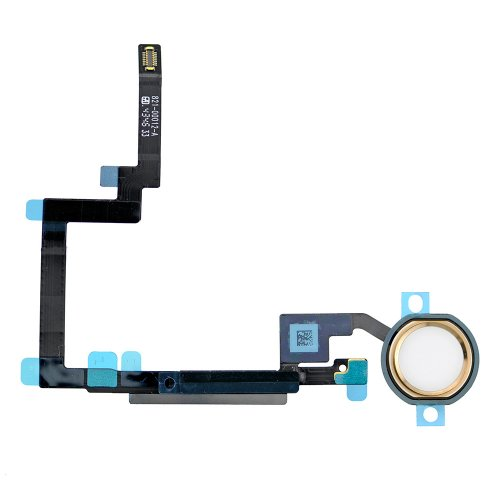 Home Button Full Assembly for iPad Mini 3 Gold Ori...