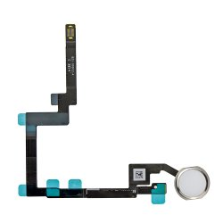 Home Button Full Assembly for iPad Mini 3 Silver