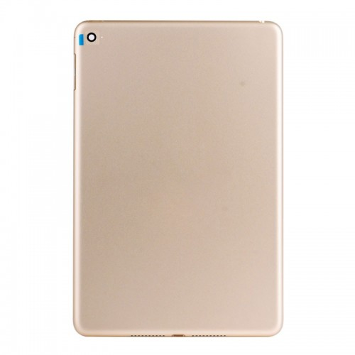 Battery Cover for iPad Mini 4 Gold Wifi Version