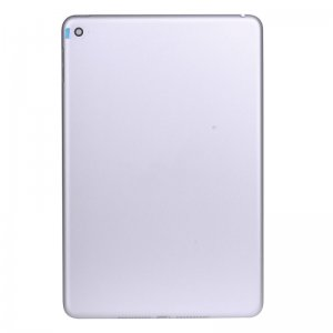 Battery Cover for iPad Mini 4 White Wifi Version