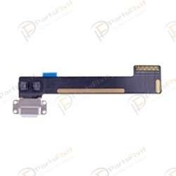 Charging Port Flex Cable for iPad Mini 4 White