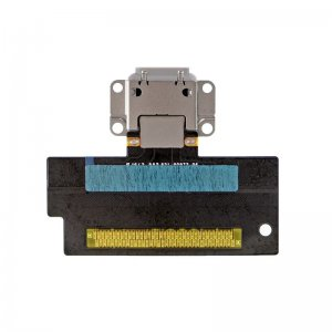 "Charging Port Flex Cable for iPad Pro 10.5"" Gray"