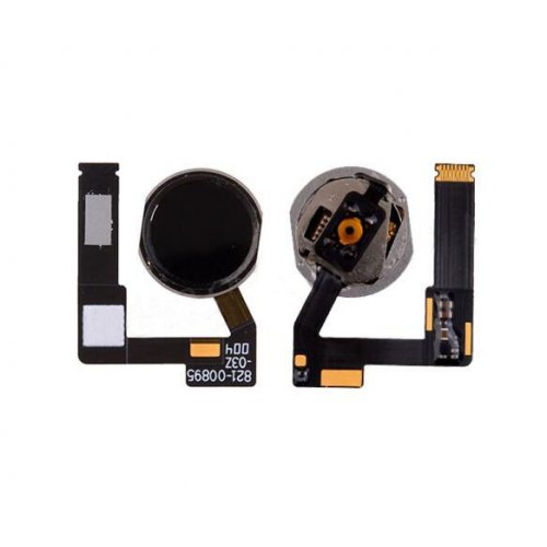 """Home Button Assembly Flex Cabe for iPad Pro 10.5"""" iPad Pro 12.9 2017 Black"""