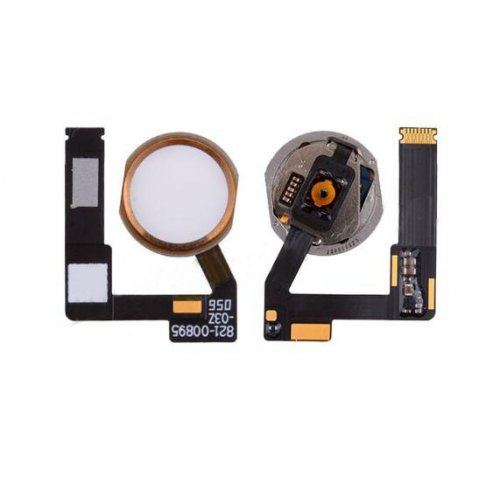 """Home Button Assembly Flex Cabe for iPad Pro 10.5"""" iPad Pro 12.9 2017 Gold"""