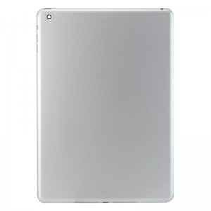Back Housing Cover for iPad Air Wifi Version Silver