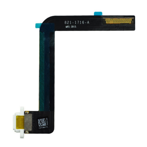 Original white Charge Port Connector Flex Cable Repair Part for iPad air