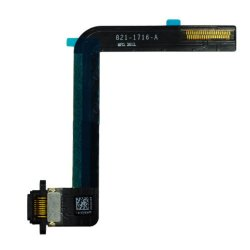 Original Black iPad air/iPad 9.7 2017/iPad 9.7 2018 Charge Port Connector Flex Cable Repair Part