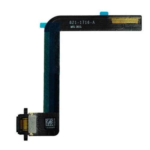 Original Black iPad air Charge Port Connector Flex Cable Repair Part
