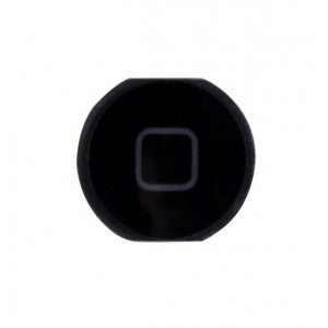 OEM Black Home Button Repair Part for iPad Air 5