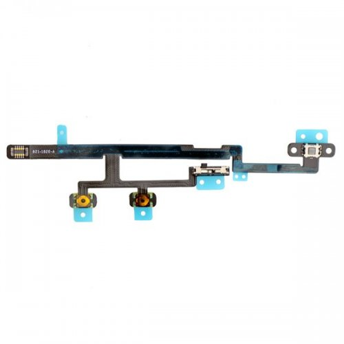 Original Power On/Off Flex Cable For iPad Mini 2/3