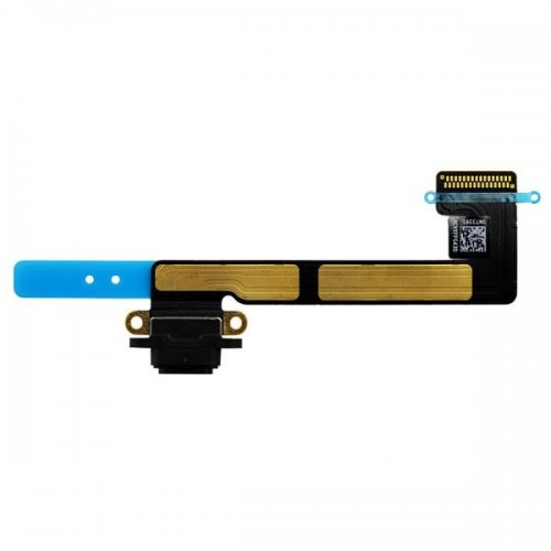 Original Black Lightning Connector Flex Cable For iPad Mini 2/3