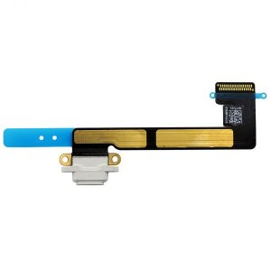 Original White Lightning Connector Flex Cable For iPad Mini 2/3