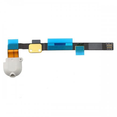 Original White Headphone Jack Flex Cable for iPad ...