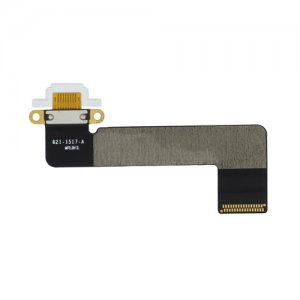 Original White Dock Connector Charging Port Flex Cable for iPad Mini