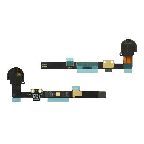 Original Black Headphone Audio Flex Cable Replacement for iPad Mini