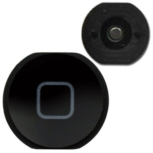 Original Black Home Menu Button Key Replacement for iPad Mini