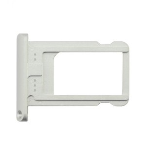 iPad Mini Nano SIM Card Tray Holder Replacement for iPad mini -Silver