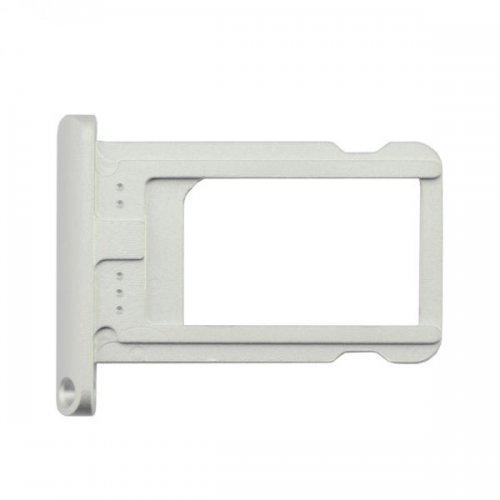 iPad Mini Nano SIM Card Tray Holder Replacement for iPad mini -Silver