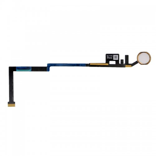 Home Button with Flex Cable for iPad New 2017 Gold