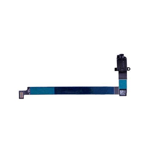 "Earphone Jack Flex Cable for iPad Pro 12.9"" Wifi Version Black"