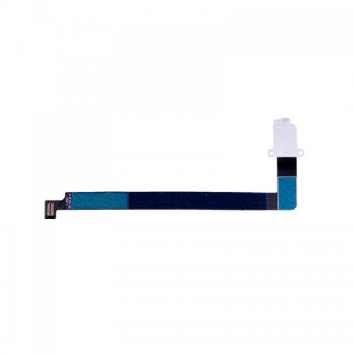 "Earphone Jack Flex Cable for iPad Pro 12.9"" Wifi Version White"