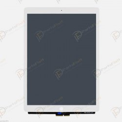 For iPad Pro 12.9 inch LCD with Digitizer Assembly White