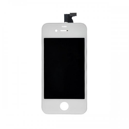 White Original LCD Display Touch Screen Digitizer Assembly for iPhone 4G CDMA Verizon