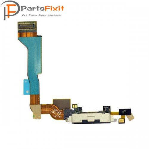 Original Black Dock Connector Flex Cable For iPhone 4 CDMA