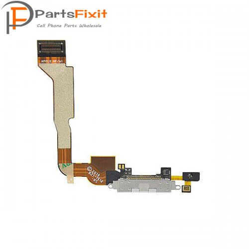 Original White Dock Connector Flex Cable For iPhone 4 CDMA