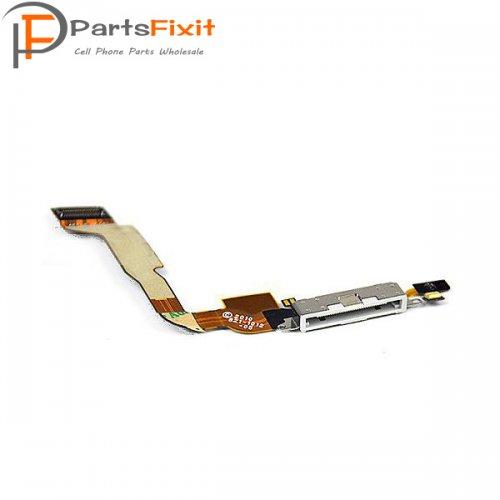Original White Dock Connector Flex Cable For iPhone 4 CDMA