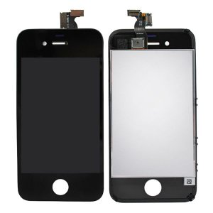 Black for iPhone 4G Original LCD Display Touch Screen Digitizer Assembly