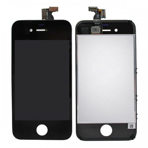 Black for iPhone 4G LCD Display  Screen Digitizer Assembly (All parts are copy)