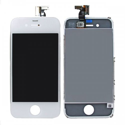 White for iPhone 4G LCD Touch Screen Digitizer Assembly(All parts are copy)