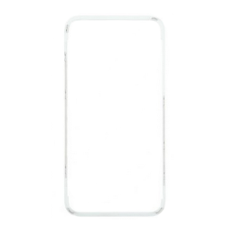 For iPhone 4 Frame with Hot Melt Glue or 3M Sticker White Grade A