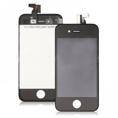 Black for iPhone 4S Original LCD Display Touch Screen Digitizer Assembly