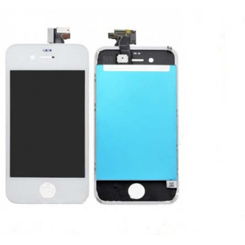 White for iPhone 4S Original LCD Display Touch Screen Digitizer Assembly